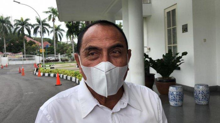 PDI Perjuangan Siap Dukung Gubernur Edy Rahmayadi Dua Periode, Ini  Syaratnya!