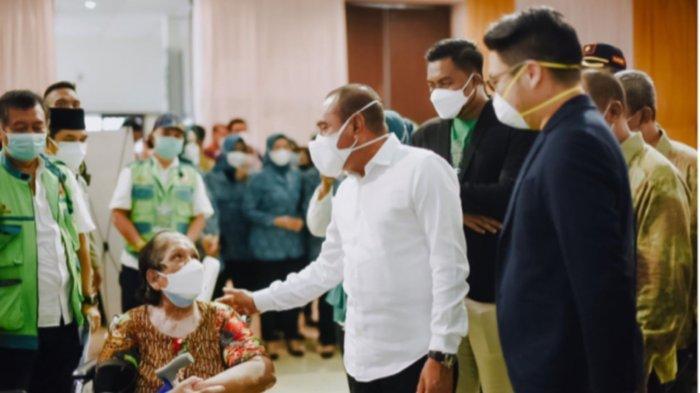 Grab Berkolaborasi dengan TP-PKK Sumut Hadirkan Pusat Vaksinasi bagi PelakuUMKM hingga Umum