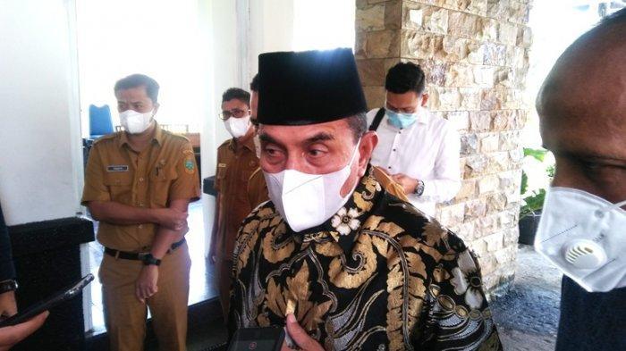 Wali Kota Siantar Mendadak Menghadap Gubernur Sumut, Ada Apa ya?