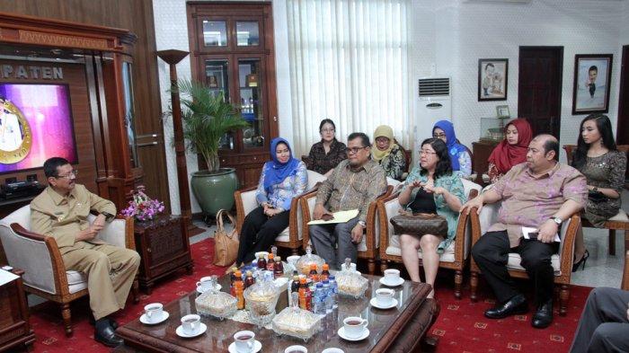 Tengku Erry Meminta Yayasan Kanker Indonesia Konsisten Lakukan Hal Ini