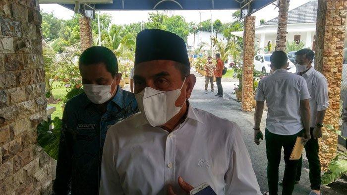 Gubernur Edy Rahmayadi Akan Tinjau Pemungutan Suara Ulang di Tiga Kabupaten
