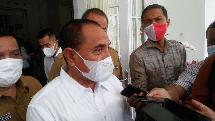 Gubernur Edy Rahmayadi Akan Lebur 5 Dinas di Pemprov Sumut, Bisa Hemat Anggran Rp 660 M