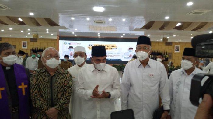 Gubernur Edy Rahmayadi Kecam Bom Bunuh Diri di Makassar, Tegaskan Teror Jadi Musuh Bersama