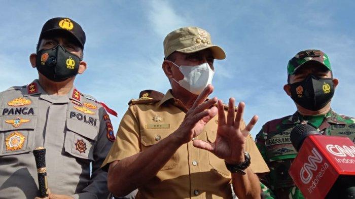 Pimpin Apel Ops Ketupat Toba, Gubernur Edy Rahmayadi: Rakyat Sumut-ku Tren Kasus Covid-19 Meningkat