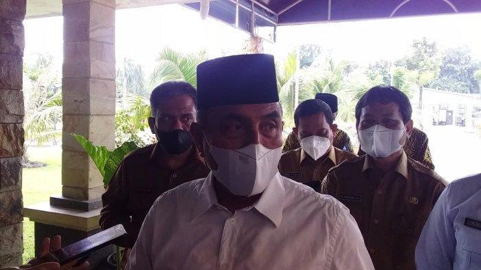 MADINA Ditetapkan Masuk Kriteria PPKM Level IV, Gubernur Sumut Edy Rahmayadi Akui Ada Kesalahan