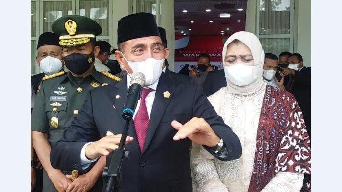 Edy Rahmayadi Tegas Tolak Tawaran Jadi Ketua DPD Partai Demokrat: Ngurus Sumut Saja Susah