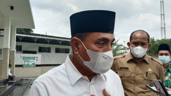 Tiga Pj Bupati Sudah Ditetapkan Kemendagri, Besok Dilantik Gubernur Sumut Edy Rahmayadi