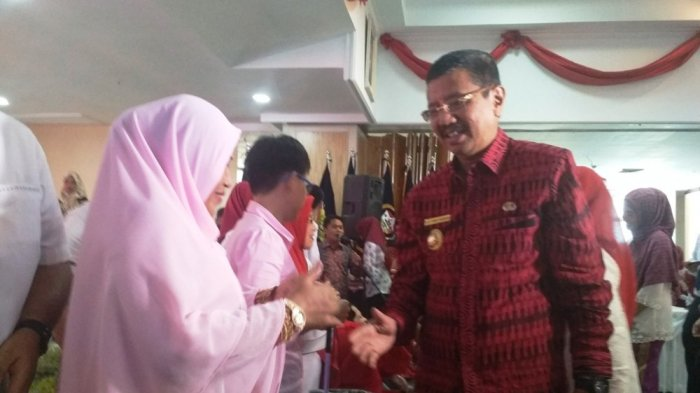 Lima Hari Jelang Pendaftaran Cagub, Gubernur Tengku Erry Bertolak ke Jakarta