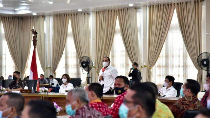 Gubernur Edy Rahmayadi Wanti-wanti Kepala Sekolah: Tak Benar yang Berkumis dan Berperut Besar