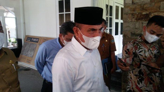 Rakor Bersama Menteri Bappenas, Gubernur Edy Rahmayadi Usulkan Perbaikan 447 Km Jalan Provinsi