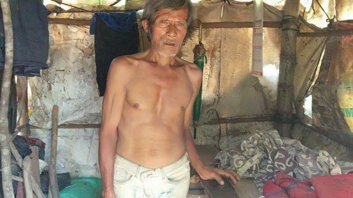 Potret Warga Miskin di Deliserdang, 18 Tahun Tinggal di Gubuk Reot yang Ada di Hutan