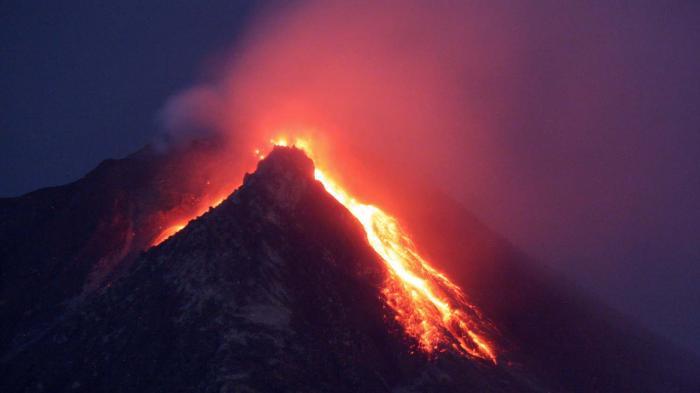 Materi Belajar IPA Kelas 7: Gunung Api, Pengertian dan Macamnya
