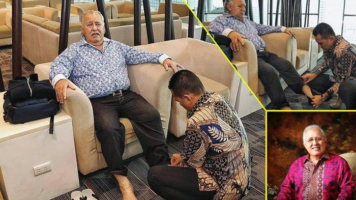 Ayah Wakil Gubernur Sumut Meninggal Dunia, Potret Kedekatan Musa Rajeckshah dengan Sang Ayah