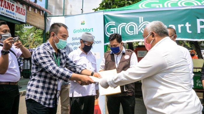 Bantu Masyarakat Belanja Kebutuhan dari Pasar Tradisional Secara Online dengan Hadirkan GrabMart