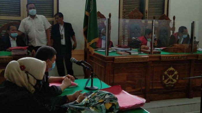 Transaksi Sabu Rp 65 Juta, Dua Warga Simalungun Divonis 9 Tahun Bui