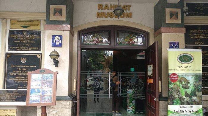 PROMO TFC PREMIUM: Dapatkan Tiket Masuk Gratis ke Rahmat International Wildlife Museum and Gallery