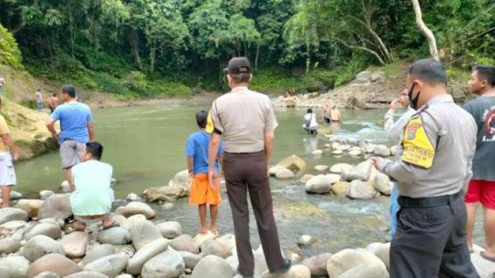 WARGA Teman Pantai Ginting Heboh, Remaja 16 Tahun Hanyut dan Tewas di Sungai Sei Belumai