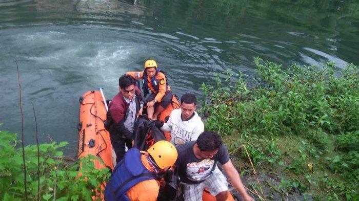 Tiga Hari Hanyut di Sungai Asahan, Tim SAR Gabungan Temukan Iwan Siagian Sudah Meninggal
