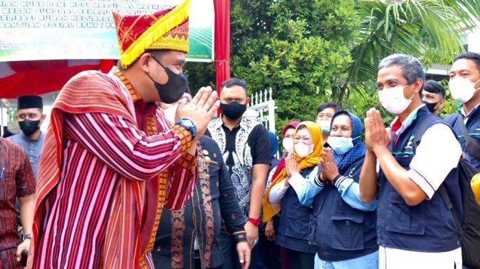 Berikut Harapan Bobby Nasution Terhadap KUBE Binaan Dinas Sosial Kota Medan