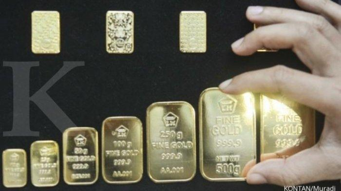 HARGA EMAS HARI INI Berapa 1 Gram, Bandingkan Harga Emas Kemarin, 2 Gram Rp 1.863.000 di Pegadaian