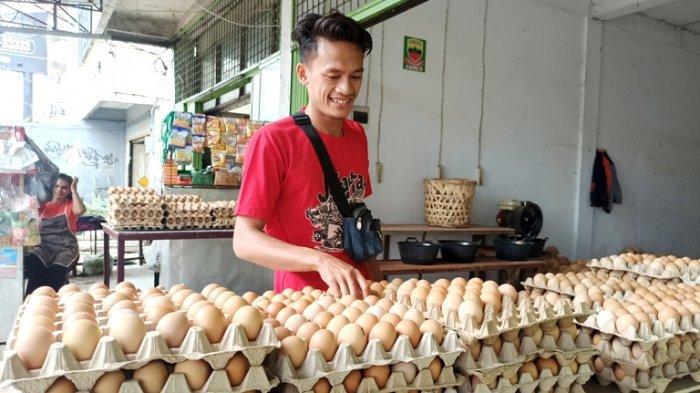 Pekan Pertama Ramadan Harga Telur Alami Peningkatan, Berikut Nominalnya di Pasaran