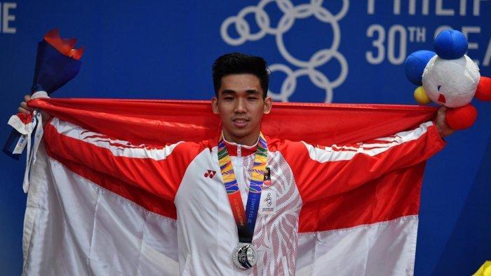Harris Horatius Atlet Wushu Taolu Indonesia Sumut, Penyumbang Medali Emas SEA Games Berturut-turut