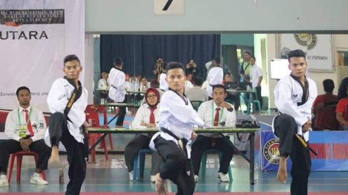 Harry Imanuel Tarigan, Atlet Taekwondo, Atur Asupan Gizi Demi Menatap Dua Kompetisi Bergengsi