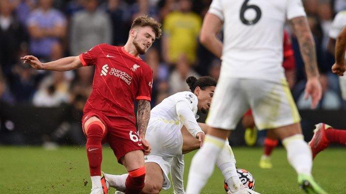 Tekel Horor Bek Leeds United Bikin Patah Kaki Pemain Sayap Liverpool