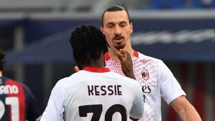 Prediksi Line Up AC Milan VS Sampdoria, Ibrahimovic Siap Main Lebih Awal Demi Pepet Inter Milan