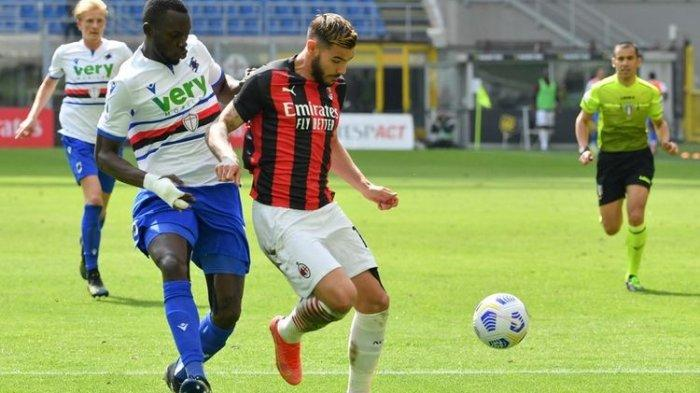 Update Hasil Liga Italia - AC Milan Ditahan Imbang Lawan 10 Pemain, Kawan Haaland Selamatkan Timnya