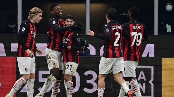 JADWAL Uji Coba AC Milan Ajang Pramusim, Ada Tersaji Derbi Maldini, Besok Bentrok Pro Sesto