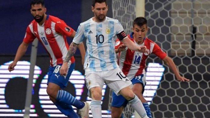 JAM Tayang Paraguay Vs Argentina Besok Pagi, Strategi Eduardo Berizzo Cara Mematikan Lionel Messi