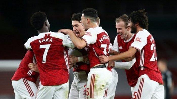 Prediksi Arsenal Vs Manchester City, The Gunners Menurun, Citizens Lagi Tren Bagus, Live NET TV