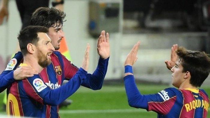 LIVE Streaming Barcelona vs Real Valladolid, Tonton Liga Spanyol Pekan ke 29 di Sini via HPmu