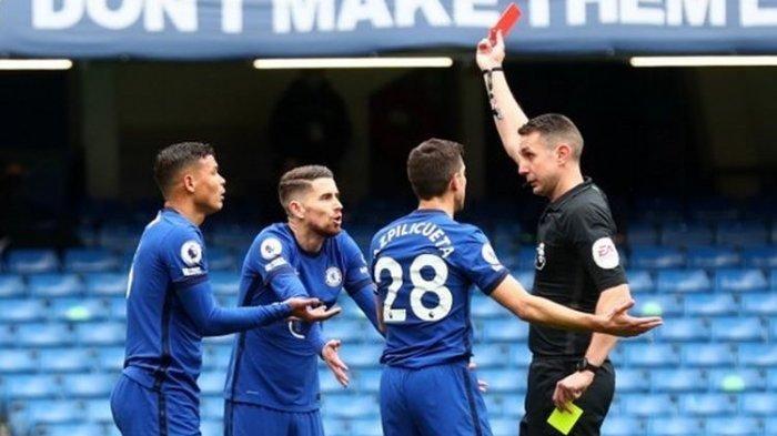 UPDATE Hasil Liga Inggris - Thomas Tuchel Telan Kekalahan Pertama Chelsea, Thiago Silva Biang Kerok