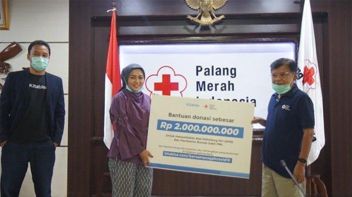 Rachel Vennya Sudah Kumpulkan Donasi Rp. 7,5 Miliar untuk Lawan Virus Corona