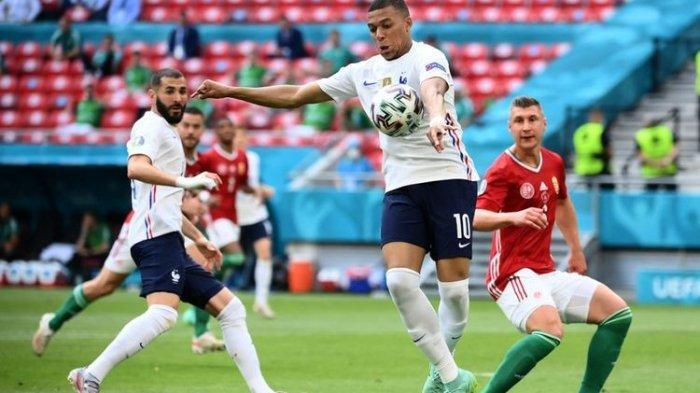 JAM TAYANG Final Spanyol Vs Prancis, Prediksi Susunan Pemain, Adu Tajam Mbappe Vs Torres