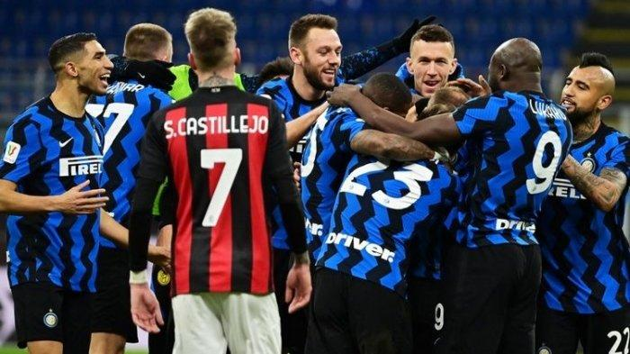 LIVE Streaming RCTI+ AC Milan Vs Inter Milan Liga Italia, Conte Ingin Menangi Derby della Madonnina