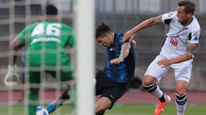 HASIL Pramusim Inter Milan, Debut Inzaghi Diwarnai Menang Dramatis Lewat Adu Penalti