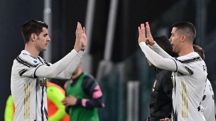 Link Nonton Live Streaming Juventus vs Porto di Liga Champions, Beban Ronaldo Bawa Menang Bianconeri
