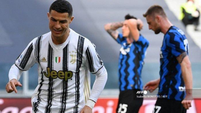 Cristiano Ronaldo Mendadak Pindah ke Man United, Rusak Rencana Masa Depan Juventus