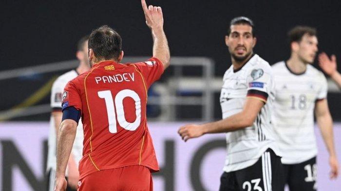 HASIL Lengkap Kualifikasi Piala Dunia Tadi Malam, Spanyol Ke Pucuk, Jerman Tumbang dari Makedonia