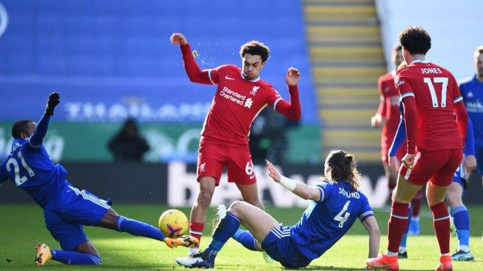 SEDANG BERLANGSUNG Derby Merseyside, Akses Di Sini Live Streaming Liverpool Vs Everton Gratis