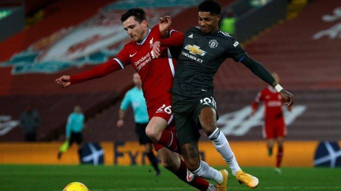 UPDATE Jadwal Liga Inggris Pekan Ini, Big Match Man United Vs Liverpool, Chelsea Vs Fulham Mola TV