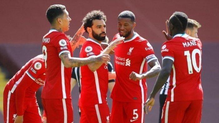 PREDIKSI Skor Manchester United Vs Liverpool, Kewajiban The Reds Demi Misi Zona Liga Champions