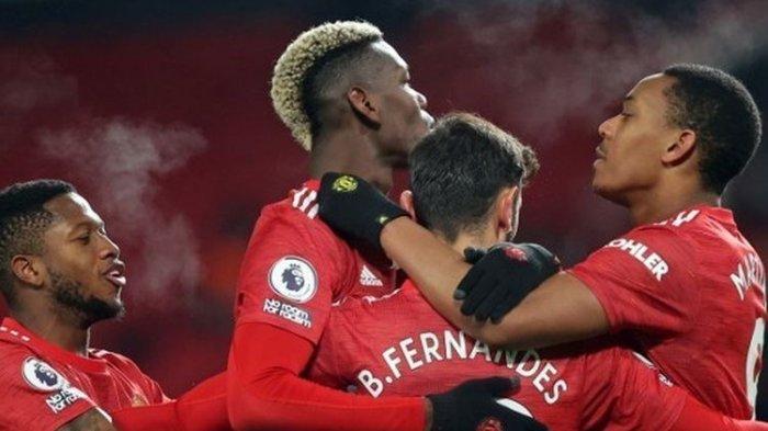 SEDANG BERLANGSUNG Leeds Vs Man United, Klik Di Sini Nonton Live Streaming Gratis dari HP