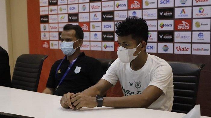 Pelatih PSMS Medan Enggan Komentari Gol Terakhir Semen Padang yang Berbau Offside