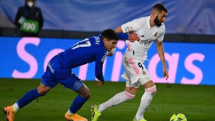 Real Valladolid Vs Real Madrid Liga Spanyol, Zidane Fokus Incar Kemenangan, Setelah Itu Atalanta