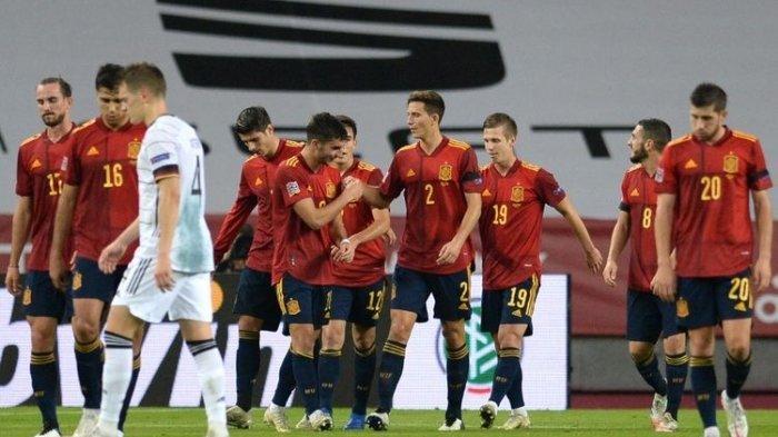 JADWAL Tayang Final Spanyol Vs Prancis UEFA Nations League Akhir Pekan Ini, Live Mola TV