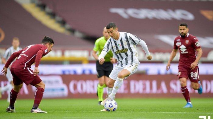 Update Hasil Liga Italia - Juventus Sempat Kena Comeback, Cristiano Ronaldo Selamatkan Bianconeri